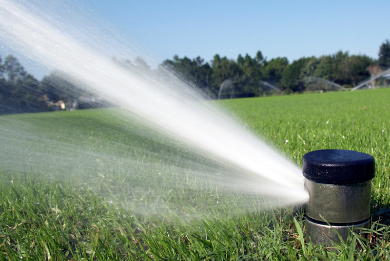 Automatic lawn sprinkler systems