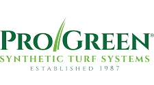 ProGreen synthetic turf logo